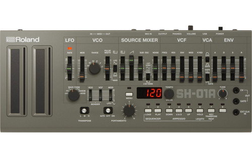 Roland SH-01A  Boutique Series 4 voice Synthesizer