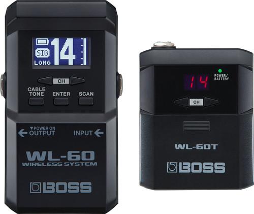 Boss WL-60 Wireless guitar bass system