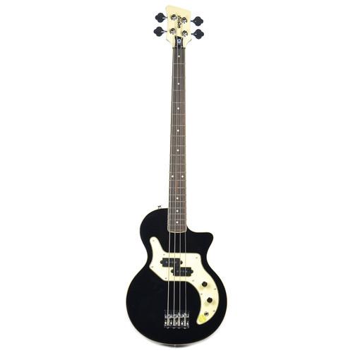 Orange O Electric Bass Guitar 4 string Black
