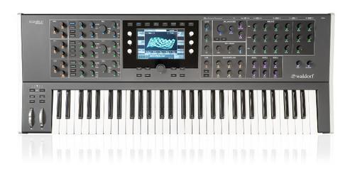 Waldorf Quantum 8-voice Hybrid Synthesizer 61 key B stock