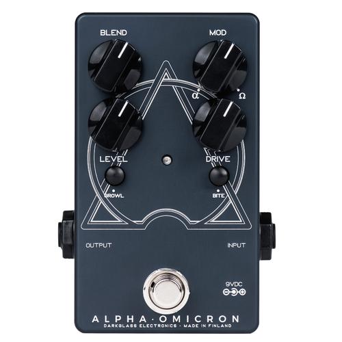 Darkglass Alpha·Omicron Distortion Pedal