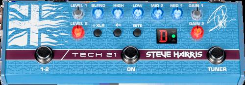 Tech 21 Steve Harris SH1 Signature SansAmp Pedal