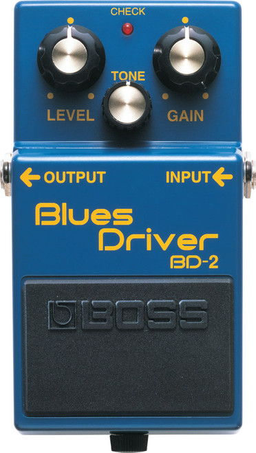 Boss BD-2 Blues Driver guitar pedal