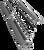 LD Systems P900 Platinum Grey Porsche Design Studio Powered Column Speaker