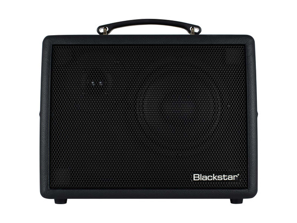 "Blackstar Sonnet 60 60W 1 x 6.5"" Acoustic Guitar Combo Amplifier Black"