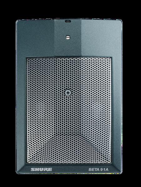 Shure Beta 91A Condenser Boundary kick drum Microphone
