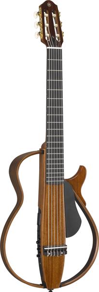 Yamaha SLG200NW Nylon-String Silent Guitar Natural demo