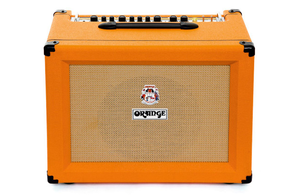 "Orange CR60C Crush 60 watt Electric Guitar Amplifier 12"" speaker"