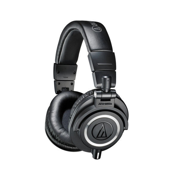 Audio-Technica ATH-M50x Professional Monitor Headphones display