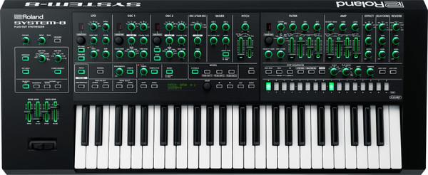 Roland System-8 49 Keys Analog Plug-out Keyboard Synthesizer