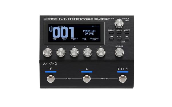 Boss Gt-1000CORE Multi-Effects Processor Guitar Pedal