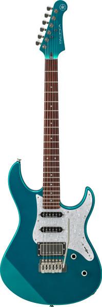 Yamaha Pacifica 612VIIX electric guitar Teal Green Metallic