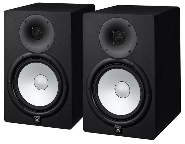 "Yamaha HS8 8"" Powered Studio Monitor Pair Black"