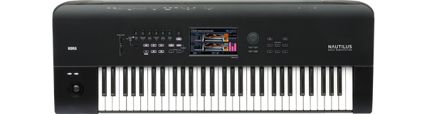 Korg Nautilus 61 61-key Synthesizer Workstation