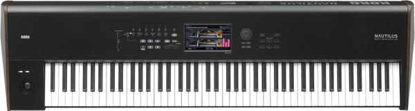 Korg Nautilus 88 88-key Synthesizer Workstation