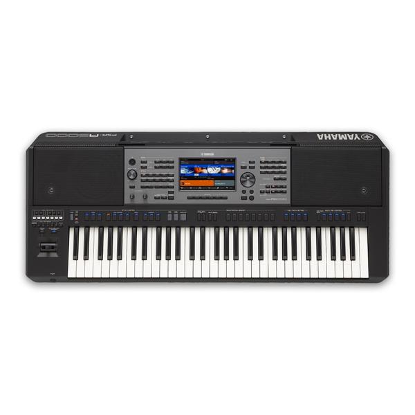 Yamaha PSRA5000 61-key World Arranger Keyboard store demo