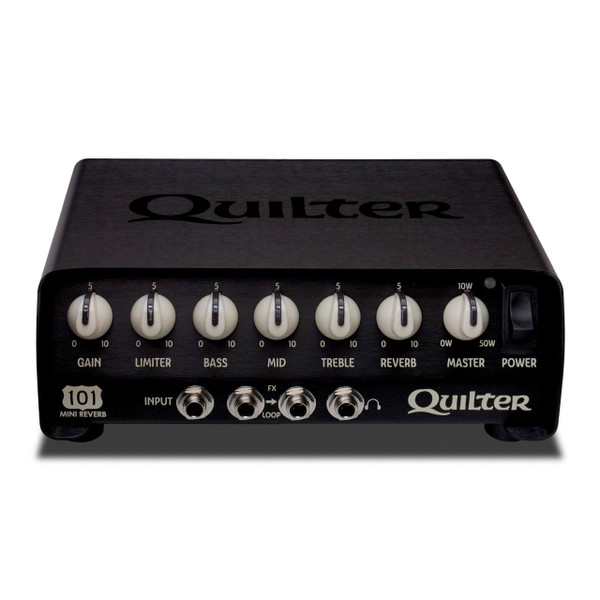 Quilter 101 Reverb guitar head amplifier