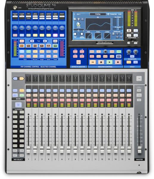 PreSonus StudioLive 16 channel Series III Digital Mixer