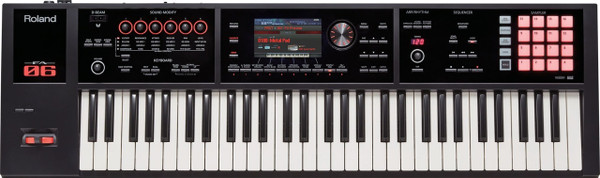 Roland FA-06 61 key Music Keyboard Workstation