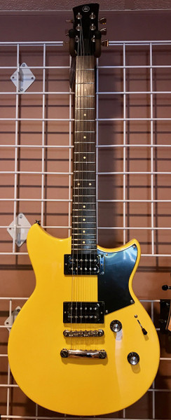 Yamaha Revstar RS320 SYL Stock Yellow Electric Guitar