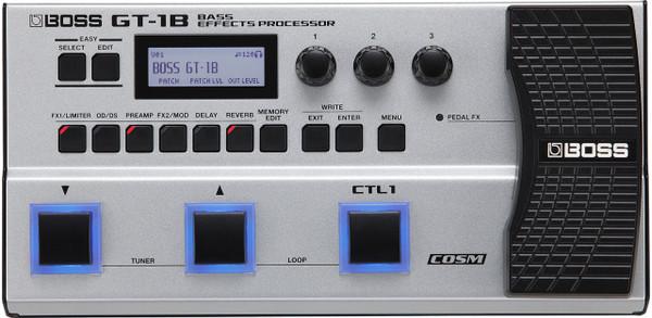 Boss GT-1B Bass Effects Processor Pedal
