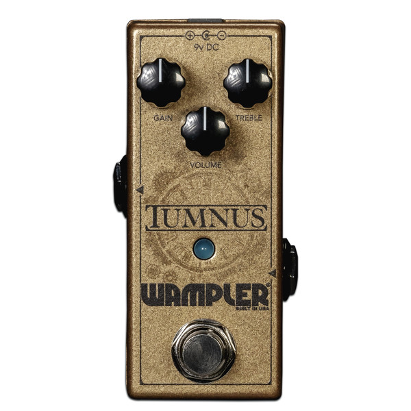 Wampler Tumnus Overdrive Boost Guitar effects pedal