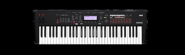 Korg Kross2 61 key Synthesizer Workstation Kross261MB