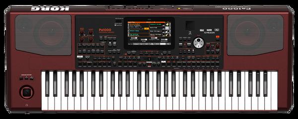 Korg PA1000 61 key arranger keyboard workstation