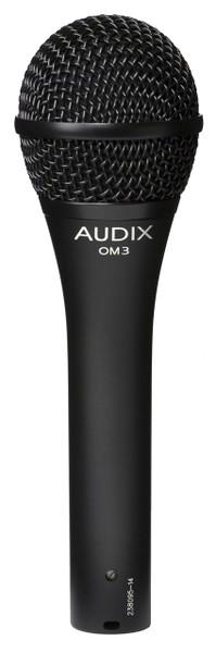 Audix OM3 Professional Hypercardioid Dynamic Microphone