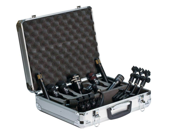 Audix DP7 7 piece Drum Microphone Package Industry Standard and Best Seller