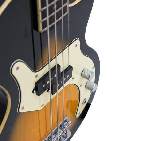 Orange O Bass Guitar 4 string tobacco sunburst