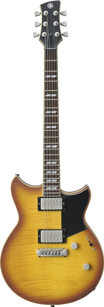 Yamaha RevStar RS620 BRB Brick Red Burst Electric Guitar