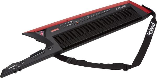 Roland AX-Edge 49-Key Keytar Synthesizer Black