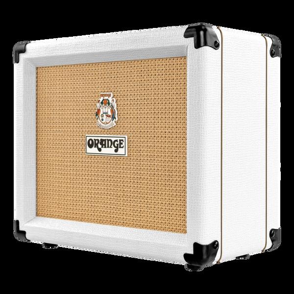Orange Limited Crush 20 50th Anniversary White Tolex Guitar Amp