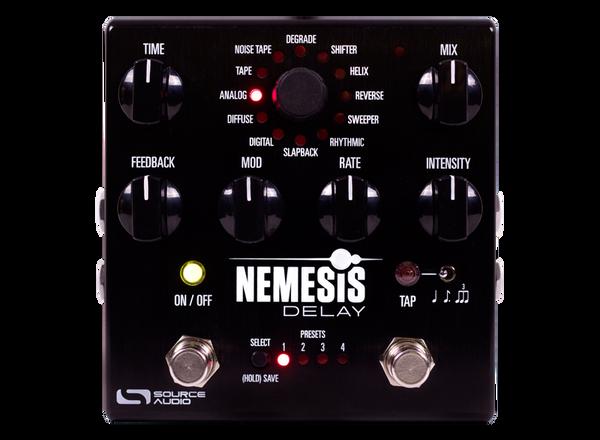 Source Audio Nemesis Delay guitar effects pedal