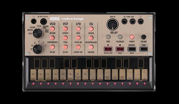 Korg Volca Keys analogue loop synth