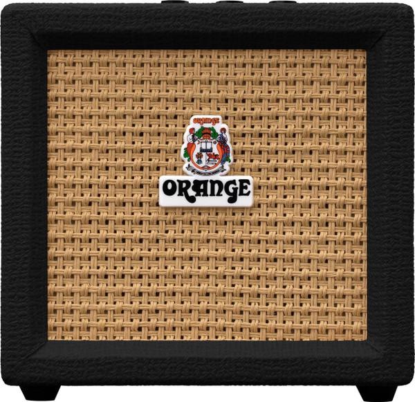 Orange Crush Mini 3 watt Micro guitar Amplifier Black