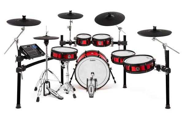 Alesis Strike Pro SE Kit Electronic 11 piece Drum set