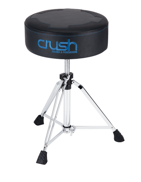 "Crush Drum Throne 5"" Round Seat DTR 500"