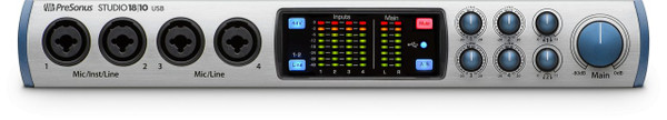 PreSonus Studio 1810 USB Audio Interface