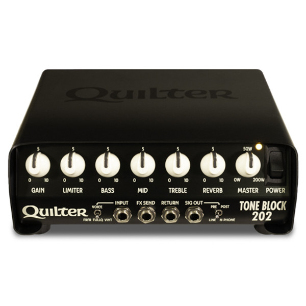 Quilter Tone Block 202 200 watt guitar amplifier open box