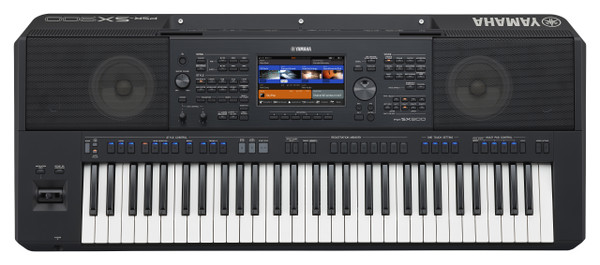 Yamaha PSR-SX900 61 note keyboard arranger