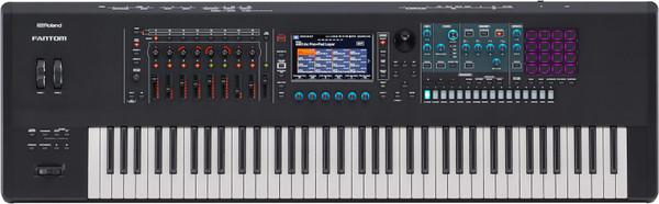 Roland Fantom-7 76 note Music Workstation synthesizer Keyboard