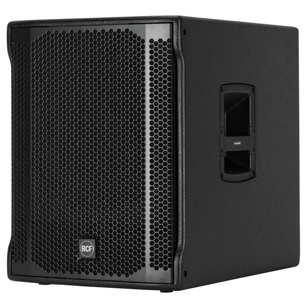"""RCF 705 as mkii MK2 15"""" powered subwoofer with cover"""