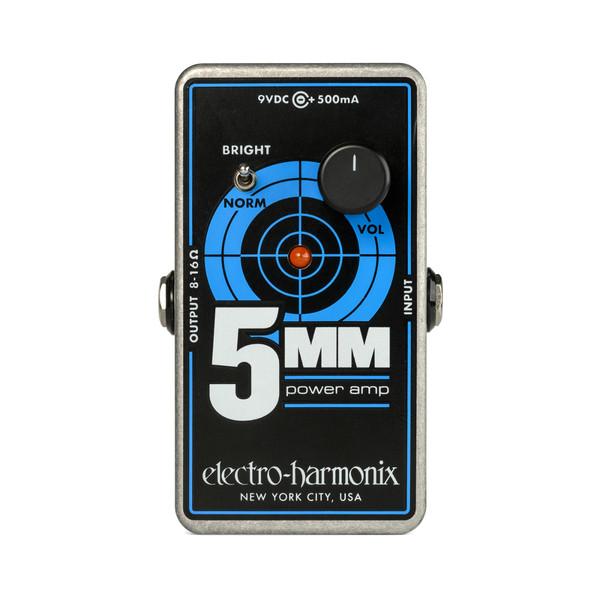 Electro-Harmonix 5MM 2.5-watt Guitar Power Amplifier pedal