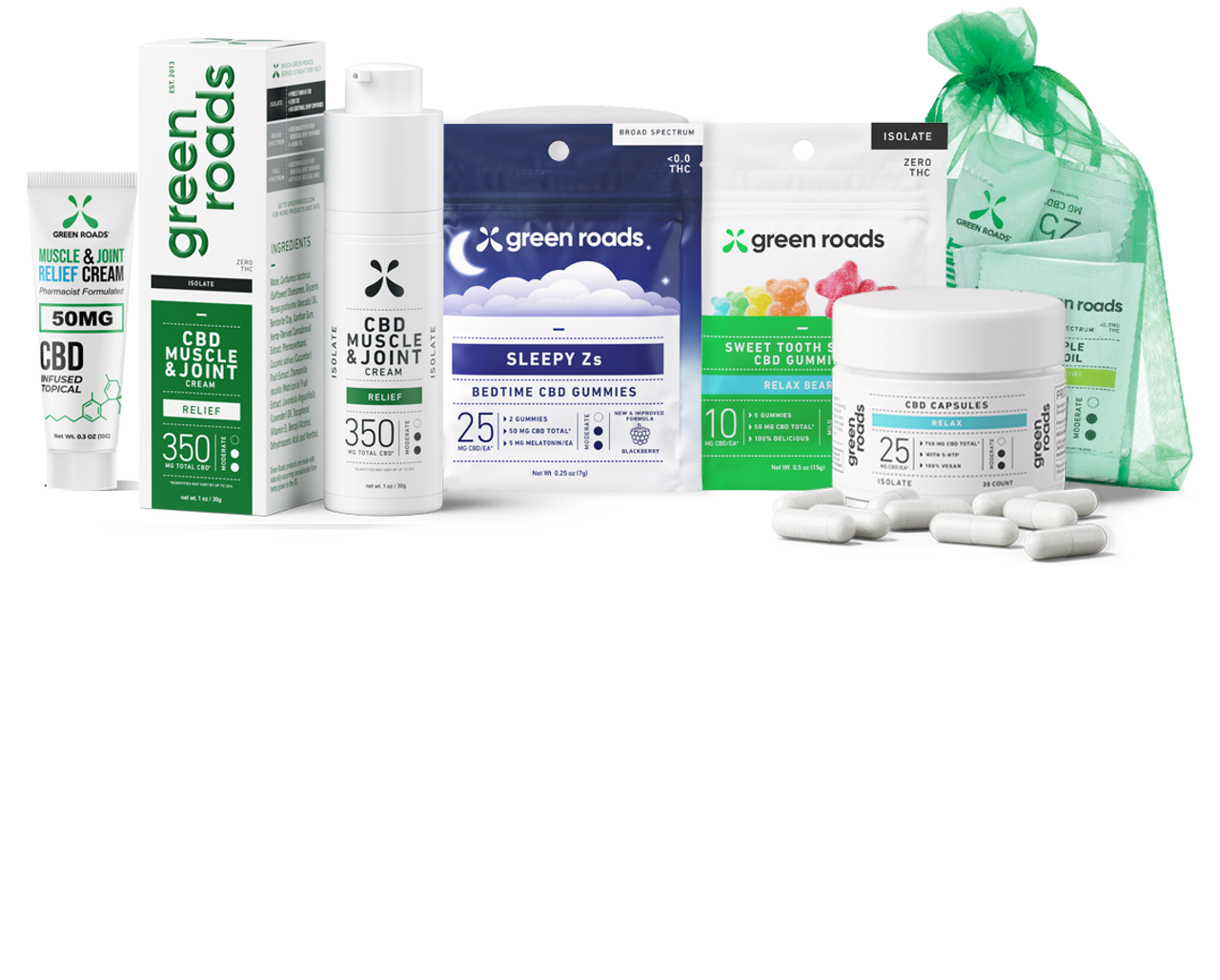 HERO'S CBD BUNDLE