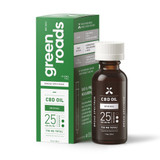 Broad Spectrum CBD Oil - 750mg