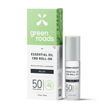 Green Roads CBD Essential Oil Roll-on with Eucalyptus and Lavender
