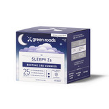 Green Roads CBD Sleepy Zs gummies with melatonin