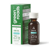 Green Roads Mint Breeze CBD Oil - 750mg